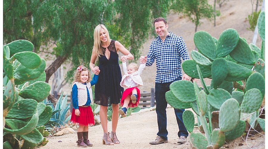 Family Photography Session – Leo Carillo in Carlsbad, CA